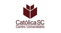 Intersector - Parceiros - Logotipos - Católica SC